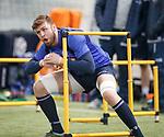 Scotland rugby training 5.3.2018<br /> Ryan Wilson