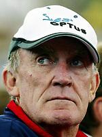 Unknown date: Tony Roche Australia, Trainer for Roger Federer