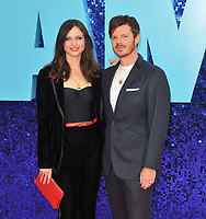 """Sophie Ellis-Bextor and Richard Jones at the """"Everybody's Talking About Jamie"""" world film premiere, Royal Festival Hall, Belvedere Road, on Monday 13th September 2021 in Londomn, England, UK. <br /> CAP/CAN<br /> ©CAN/Capital Pictures"""