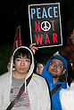 Japanese Teenage Activists Protest Against Revising Pacifist Article 9