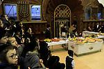 Tu B'shvat at the Premishlan congregation