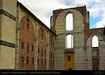 Facciatone, 14th c. Unfinished Nave, Cathedral of Siena, Santa Maria Assunta, Siena, Italy