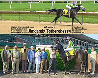 Jimdandy Totherehessq winning at Delaware Park on 6/7/18
