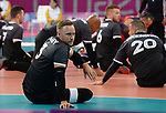 Austin Hinchey, Lima 2019 - Sitting Volleyball // Volleyball assis.<br />