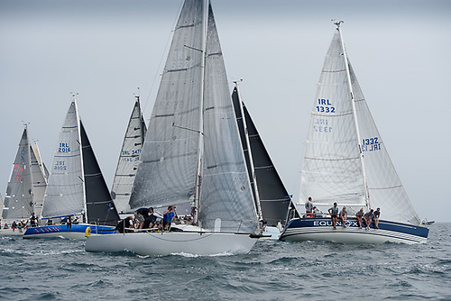 Eight Half Tonners will race in the IRC2 division of the 2021 Sovereign's Cup