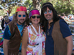 """Rick, Sue and Shaun during the Pops on the River """"A night at Woodstock"""" concert at Wingfield Park in downtown Reno on Saturday, July 13, 2019."""