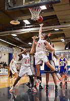 PS Basketball Girls Varsity vs Holy Child 2010-11