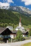 Austria, Tyrol, Innsbruck Holiday Village: St. Sigmund at Sellrain | Oesterreich, Tirol, Innsbrucks Feriendorf: St. Sigmund im Sellrain
