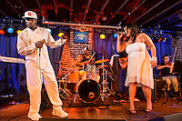 Nite Owl CD release show in Duck Room at Blueberry Hill in St. Louis, MO on June 2, 2012.