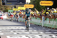 10th September 2020, Chauvigny to Sarran Correze, France; 107th Tour de France Cycling tour, stage 12;  Beb Hotels - Vital Concept Rolland, Pierre Sarran Correze
