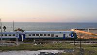- Ferrovie Regionali Siciliane, stazione di Acquedolci (Messina)<br /> <br /> - Sicilian Regional Railways, Acquedolci Station (Messina)