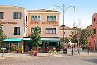 Hotel Belvedere (3 stars) in Lido, Venice