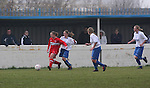 Tranmere Rovers Ladies 5 Middlesbrough Ladies 0, 22/01/2006. FA Women's premier League North.  Photo by Colin McPherson.