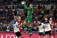 Pierluigi Gollini of Atalanta BC <br /> Roma 25-9-2019 Stadio Olimpico <br /> Football Serie A 2019/2020 <br /> AS Roma - Atalanta Bergamasca Calcio <br /> Foto Andrea Staccioli / Insidefoto