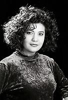 Montreal (qc) CANADA - file Photo - 1992 - <br /> Marcella Pizarro casting photo<br /> <br /> PHOTO : Agence Quebec Presse - stephane Fournier