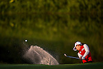Hyun Soo Kim of Korea in action during the Hyundai China Ladies Open 2014 on December 13 2014, in Shenzhen, China. Photo by Xaume Olleros / Power Sport Images
