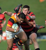 160918 Under-19 Rugby - Jock Hobbs Memorial Tournament
