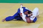 Tony Walby, Rio 2016 - Para Judo // Parajudo.<br /> Tony Walby competes in the mens 90kg judo event against Jorge Lencina from Argentina // Tony Walby participe à l'épreuve de judo de 90 kg contre Jorge Lencina d'Argentine. 10/09/2016.