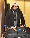 Bradley Cooper arrives in Japan