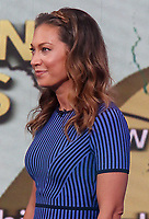 NEW YORK, NY- JULY 21: Ginger Zee on the set of Good Morning America in New York City on July 21, 2021. Credit: RW/MediaPunch