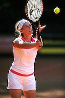 24-8-07, Velp, Tennis, Nationale  Veteranen Tennis Kampioenschappen 2007, Annemiek Wissink