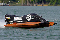 Melvin Bjork, (#32)<br /> <br /> Trenton Roar On The River<br /> Trenton, Michigan USA<br /> 17-19 July, 2015<br /> <br /> ©2015, Sam Chambers