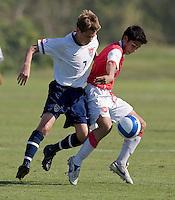 2007 Nike Friendlies, IMG Academies, Bradenton, Fla..U15 vs Arsenal.