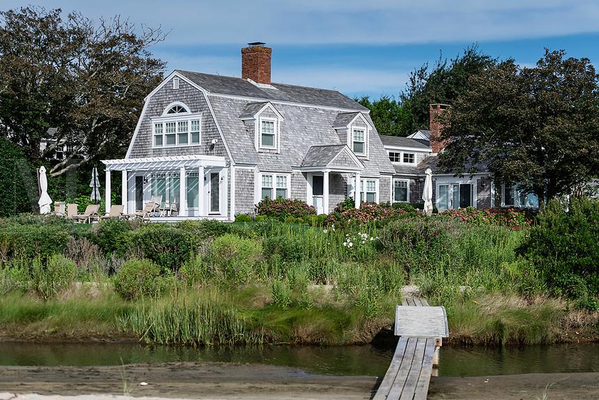 Charming Cape Cod style beach house, Chatham, Cap[e Cod, Massachusetts, USA.
