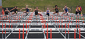 7A-West Conference track meet