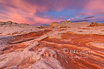 Dawn, White Pocket, Vermillion Cliffs National Monument, Paria Plateau, Arizona