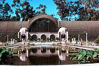 San Diego: Balboa Park--Botanical Building.  Photo '78.