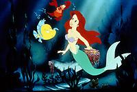 La Petite Sirene THE LITTLE MERMAID de RonClements et John Musker 1989