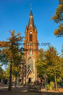 Deutschland, Nordrhein-Westfalen, Kevelaer: Kapellenplatz mit St. Marien Basilika   Germany, Northrhine-Westphalia, Kevelaer: Chapel Square and St Mary Basilica