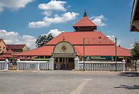 Indonesia, Yogyakarta: The Hindu Mosque