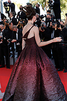 """CANNES, FRANCE - JULY 13: Coco Rocha at the """"Aline, The Voice Of Love"""" screening during the 74th annual Cannes Film Festival on July 13, 2021 in Cannes, France. <br /> CAP/GOL<br /> ©GOL/Capital Pictures"""