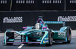 HONG KONG, HONG KONG - DECEMBER 03:  Kamui Kobayashi of Japan from MS & AD Andretti Formula E competes during the FIA Formula E Hong Kong E-Prix Round 2 at the Central Harbourfront Circuit on 03 December 2017 in Hong Kong, Hong Kong. (Photo by Power Sport Images/Getty Images)