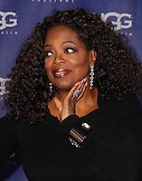 SANTA BARBARA, CA - FEBRUARY 05: Oprah Winfrey at the 29th Santa Barbara International Film Festival - Honoring Oprah Winfrey With The Montecito Award held at the Arlington Theatre on February 5, 2014 in Santa Barbara, California. (Photo by Xavier Collin/Celebrity Monitor)