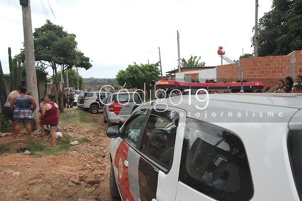 Campinas (SP), 11/02/2021 - Crime-SP - Um homem morreu após trocar tiros com a polícia no Jd. Fernanda em Campinas, nesta quarta-feira (11).