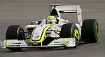 05 Apr 2009, Kuala Lumpur, Malaysia ---   Brawn GP Formula One Team driver Jenson Button of Great Britain during the 2009 Fia Formula One Malasyan Grand Prix at the Sepang circuit near Kuala Lumpur. Photo by Victor Fraile --- Image by © Victor Fraile / The Power of Sport Images