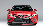 9 January, 2017, Detroit, Michigan USA<br /> Introduction of the 2018 NASCAR Camry that will race for the first time in the 2017 Monster Energy NASCAR Cup Series.<br /> ©2017, Michael L. Levitt<br /> Photo credit: Courtesy of Toyota Racing