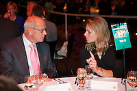 09-02-13, Tennis, Rotterdam, qualification ABNAMROWTT, Draw, Dinner with Gerrit Zalm and Esther Vergeer