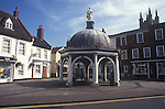 Butter Cross in the market square Bungay Suffolk UK 2015 2010s