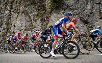 Stefan Küng (SUI/Groupama-FDJ)<br /> <br /> Stage 16 from La Tour-du-Pin to Villard-de-Lans (164km)<br /> <br /> 107th Tour de France 2020 (2.UWT)<br /> (the 'postponed edition' held in september)<br /> <br /> ©kramon