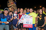 Runners participate at the Wings for Life World Run Taiwan across Tainan Jiangjun Fishing Port on 07 May 2017 in Taiwan. Photo by Marcio Rodrigo Machado / Power Sport Images
