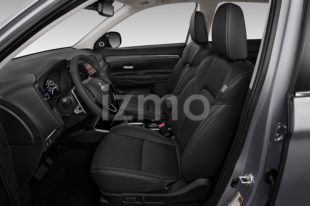 Front seat view of 2019 Mitsubishi Outlander GT 5 Door SUV Front Seat  car photos