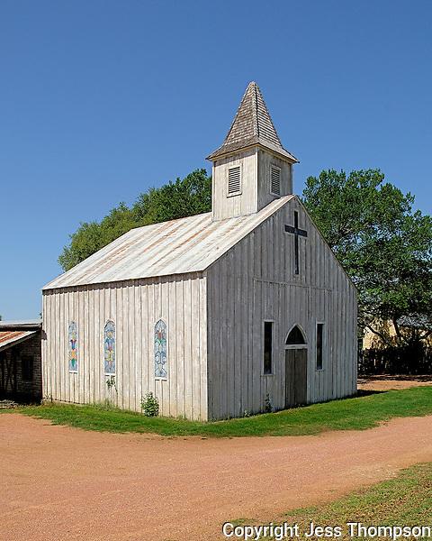 Tin Star Ranch Chapel, Fredericksburg, Texas