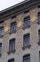 Europe/Autriche/Niederösterreich/Vienne: Immeuble Otto Wagner