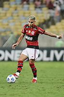 3rd October 2021; Maracana Stadium, Rio de Janeiro, Brazil; Brazilian Serie A, Flamengo versus Athletico Paranaense; Andreas Pereira of Flamengo