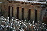 Terracotta Army Museum in Xi'an, China