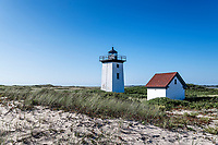 Wood End Lighthouse, Cape Cod.